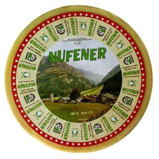 NUFENER Bündner Bergkäse