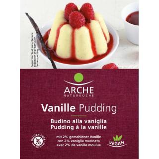 Pudding Vanille     2,4% echte Vanille