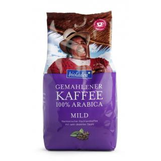 b*Kaffee100%Arabica        unser Mildester