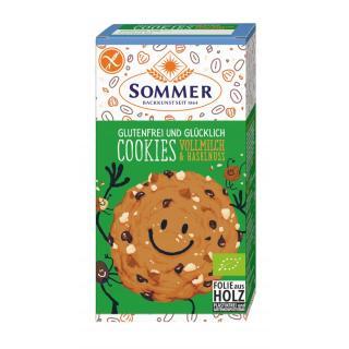 Cookies Vollmilch Haselnuss gf