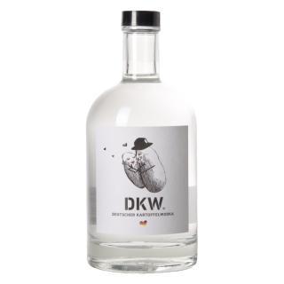 Deutscher Kartoffelwodka DKW