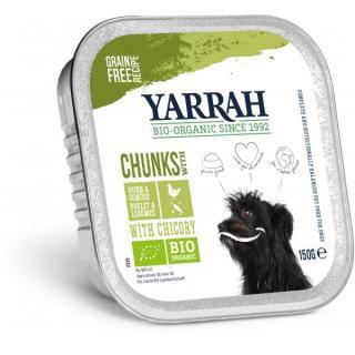 Hundefutter: Huhn + Gemüse in Alu