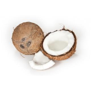 Kokosnuß, Stück