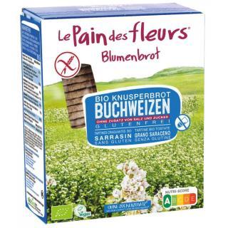 Blumenbrot Buchweizen o. Salz