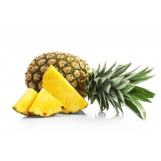 Ananas, Stück