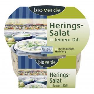 Hering-Salat Dill