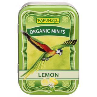 Organic Mints Lemon