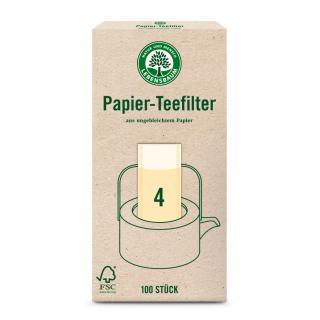 Papier Teefilter Gr. 4