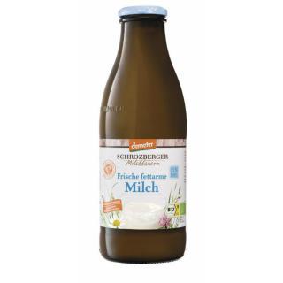 Demeter Fettarme Milch 1,5%