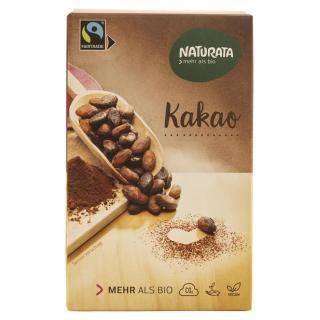 Kakaopulver, schwach entölt