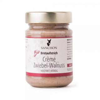 Aufstrich Crème Zwiebel-Walnuss