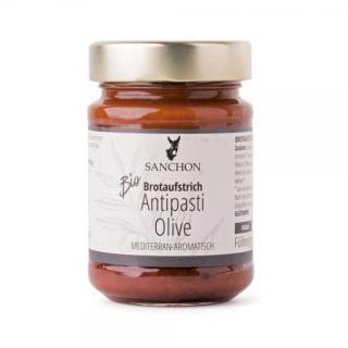 Aufstrich Antipasti Olive