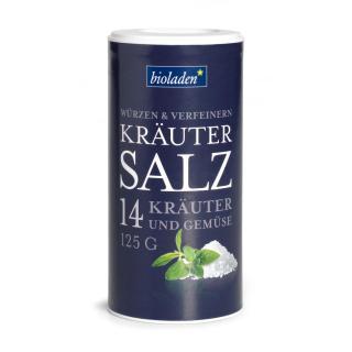 b* Kräutersalz Streudose