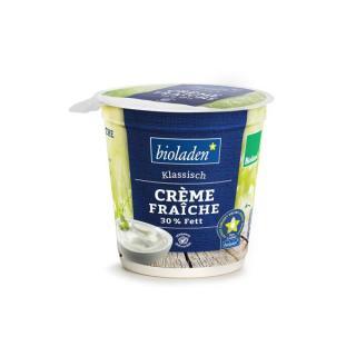 b* Crème fraîche 30%