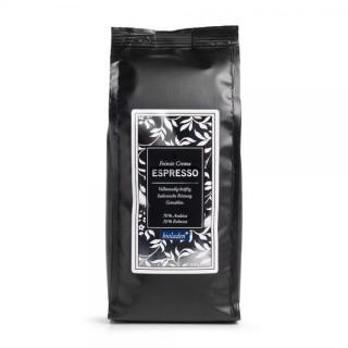 b* Espresso gemahlen