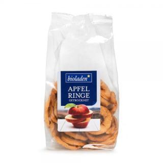 b* Apfelringe