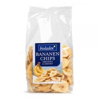 b* Bananenchips
