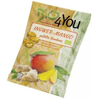 Bonbons Ingwer Mango