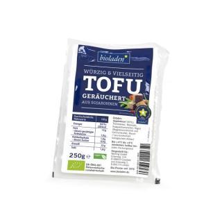 b*Tofu geräuchert