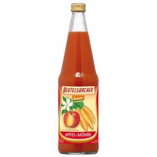 Apfel Möhren Saft
