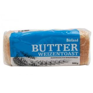 Buttertoast Weizen