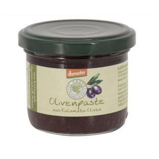 Olivenpaste schwarz demeter