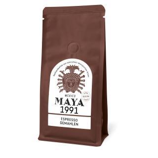 Espresso Maya, gem. - 250g