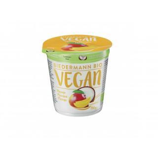 Kokos Joghurt Mango , vegan