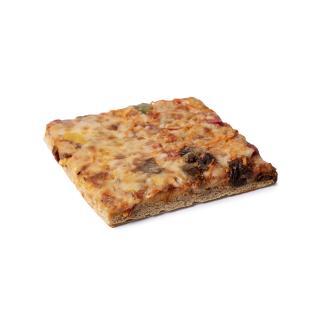 Pizza vegetarisch, vollkorn