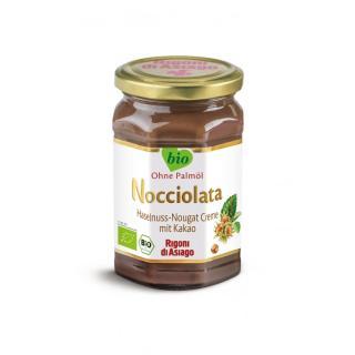 Nocciolata Nussnougat  ohne Palmfett