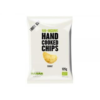 Handcooked Chips gesalzen