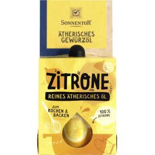 Gewürzöl Zitrone