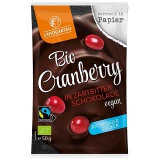 Cranberry in ZB-Schokolade
